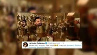 Harbhajan Singh Finds Spoof Video Featuring MS Dhoni, Rohit Sharma And Virat Kohli Dancing After India Beat Pakistan in ICC Cricket World Cup 2019 Extremely Funny | WATCH VIRAL VIDEO