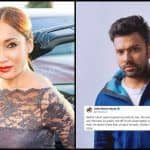 Sofia Hayat Bashes Fan Who Highlights Rohit Sharma's Achievements, Says 'I Don't Value a Person by What he Has' | SEE POSTS