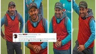 ICC Posts Moods of Sarfaraz Ahmed Ahead of New Zealand Tie at Edgbaston, Twitter Usher Love For Pakistan Skipper | SEE POSTS