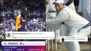 KL Rahul TROLLED After Failure During India vs England ICC Cricket World Cup 2019 | SEE POSTS