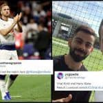 Twitter TROLLS India Captain Virat Kohli For Taking Picture With Harry Kane After Liverpool Beat Tottenham in UEFA Champions League 2019 Finals | SEE POSTS