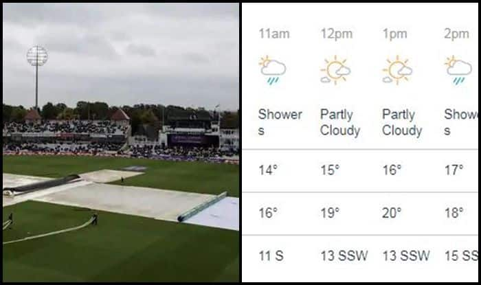 India vs Pakistan Weather Report: Manchester Forecast for IND vs PAK