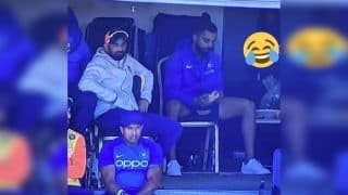 Fans TROLL Virat Kohli Unnecessarily For Having Burger During LIVE Match After England Beat India by 31 Runs at Edgbaston | SEE POSTS