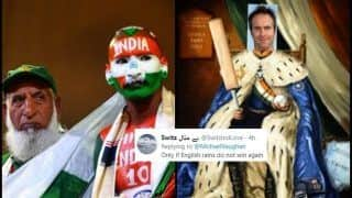 India vs Pakistan: Michael Vaughan Makes Prediction For IND vs PAK ICC Cricket World Cup 2019 Game at Manchester, Twitter Feel First Rain Has to Stop | SEE POST