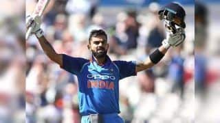 Virat Kohli 19 Runs Short of Breaking Javed Miandad's 26-Year-Old Record in ODI Cricket During India vs West Indies 2nd Match