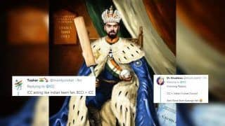 ICC TROLLED For Using 'King' Virat Kohli Meme Ahead of Team India's World Cup 2019 Opener Against South Africa | SEE POSTS