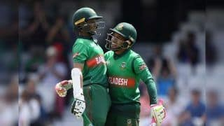ICC Cricket World Cup 2019: Shakib-al-Hasan-Mushfiqur Rahim Smash Record Highest Partnership For Bangladesh in CWC History Against South Africa