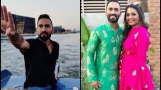 Dinesh Karthik's Wife Dipika Pallikal's Heartwarming Birthday Wish Ahead of India's ICC World Cup 2019 Opener Against South Africa, Hardik Pandya's Response Cannot be Missed | SEE POST