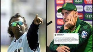 Ramesh Powar Cites Jasprit Bumrah's Example During ICC Cricket World Cup 2019 to Blame Poor Player Management After Faf du Plessis' IPL Comment Over Kagiso Rabada | SEE POST