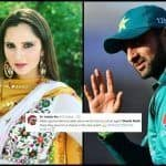 Sania Mirza Unnecessarily TROLLED As Fans Thank Shoaib Malik For Not Playing After Pakistan Beat New Zealand | SEE POSTS