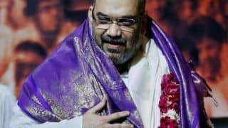 Amit Shah Seeks Report From Madhya Pradesh BJP After Akash Vijayvargiya Thrashes Municipal Official