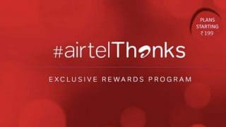 Airtel Thanks: Telecom giant rolls out new benefits to its V-Fiber Home Broadband customers