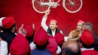 'Take Inspiration From Mulayam': BJP Takes A Dig At Akhilesh Yadav After SP Founder Gets Vaccinated Against COVID-19