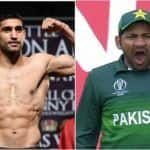 Boxer Amir Khan Offers Help to 'Unfit' Pakistan Cricket Team After Loss Against India in ICC Cricket World Cup 2019, Says Would Love to Advice Them on Fitness