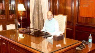संयोगः आडवाणी की संसदीय सीट से चुनाव जीतने वाले अमित शाह अब रहेंगे अटल बिहारी वाजपेयी के बंगले में