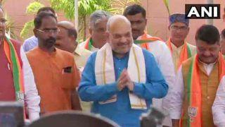 अमित शाह ने ली भाजपा के वरिष्ठ नेताओं की बैठक, शिवराज सिंह चौहान को सौंपी ये जिम्मेदारी