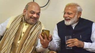 Union Home Minister Amit Shah Prefers iPhone XS to Connect With Team