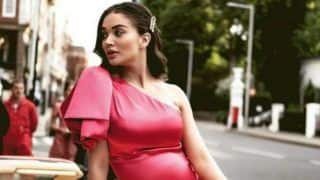 Pregnant Amy Jackson Shares Pictures From Europe Car Rally And we Are Smitten by Her Baby Bump