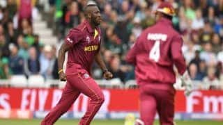 ICC Cricket World Cup 2019: Andre Russell Ruled Out, Sunil Ambris Called as Replacement