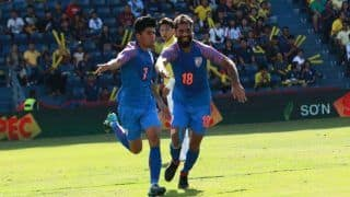 India vs Syria Hero Intercontinental Cup 2019: Live Streaming In India Where And When To Watch IND vs SYR TV Broadcast, Online In IST, Starting 11, Squads, Match Preview