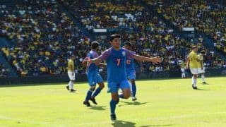 King's Cup Football Tournament: Anirudh Thapa Scores as India Beat Thailand 1-0