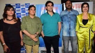 Actor Arbaaz Khan, Music Composer Lalit Pandit Launch Entertainment App