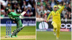 AUSvsBAN: सेमीफाइनल की राह पर आस्ट्रेलिया, जुझारू बांग्लादेश को 48 रनों से हराया