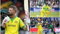 AUSvsBAN: वार्नर, ख्वाजा, फिंच ने खेली तूफानी पारियां, बांग्लादेश को 382 रनों का लक्ष्य