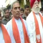 Three-member BJP Delegation Led by SS Ahluwalia Visits Trouble-torn  Bhatpara in Bengal