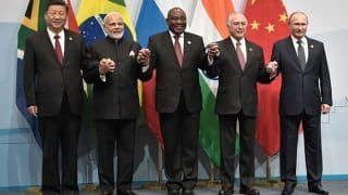 BRICS Calls on States to Prevent Terrorist Actions From Their Territories