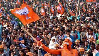 भाजपा ने बंगाल में पहली बार नगरपालिका पर किया कब्जा, पाए 80 फीसदी वोट