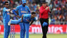 INDvsPAK: टीम इंडिया को बड़ा झटका, मैदान पर नहीं आ पायेंगे भुवनेश्वर