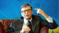 Bill Gates to Fund Developing of 7 COVID-19 Vaccines, Best 2 Will be Picked For Final Trials
