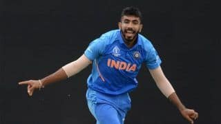 ICC Cricket World Cup 2019: Jasprit Bumrah Booms Past 100 ODI Wickets