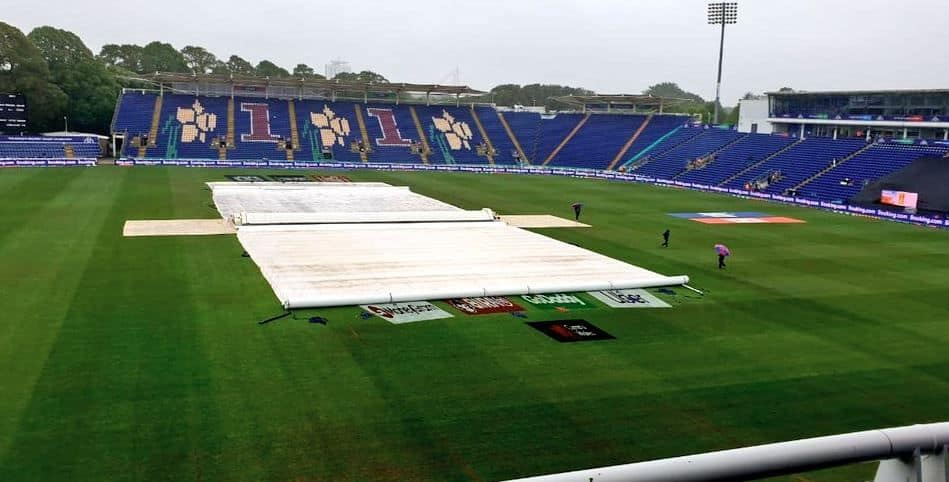 ICC Cricket World Cup 2019: Rain Might Play Spoilsport in