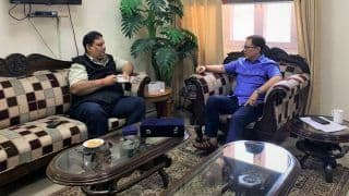 IOA General Secretary Meets Sports Minister Kiren Rijiju, Talks About IOC Ban