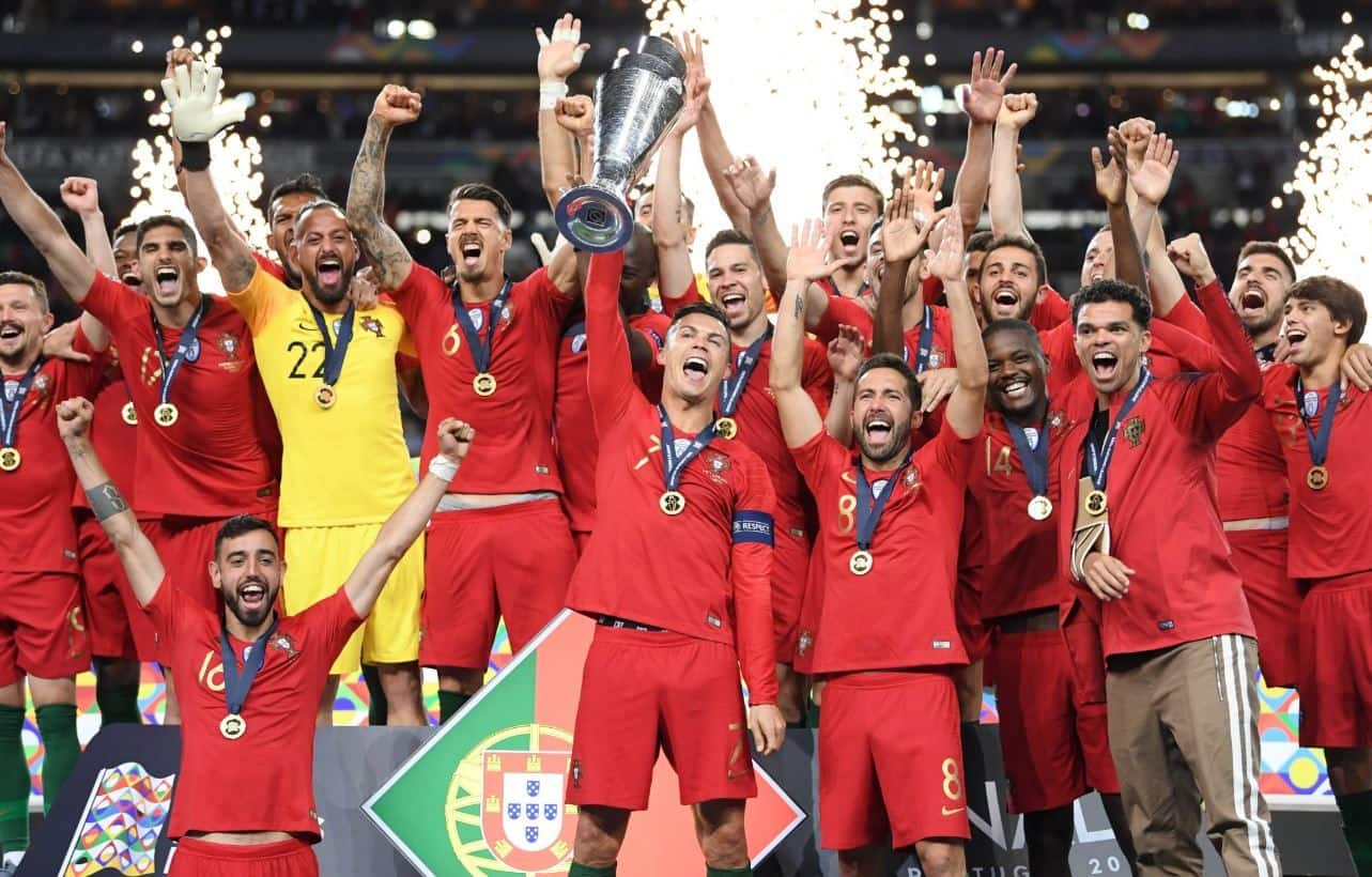 Portugal Defeat The Netherlands To Win Inaugural Uefa Nations League Title India Com