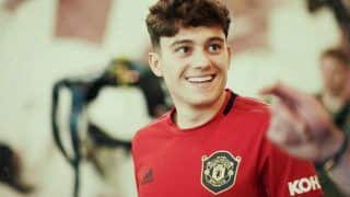 Manchester United Sign Welsh Winger Daniel James