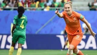 Vivianne Miedema Stars As Netherlands Beat Cameroon 3-1 To Earn Spot In Round Of 16
