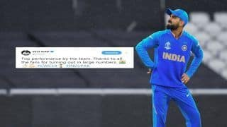 Virat Kohli's Tweet After India's Emphatic Victory Against Pakistan Is Winning Hearts