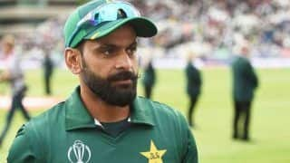 We Have Failed Collectively As A Team In ICC World Cup 2019, Says Mohammad Hafeez
