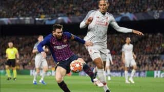 Lionel Messi Should Win Ballon d'Or, Says Liverpool Star Virgil Van Dijk
