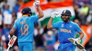 ICC World Cup 2019 India vs Afghanistan: Match Preview, Weather Forecast, Pitch Report, Squads, Playing 11