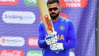 Virat Kohli Fined 25 Percent Match Fee For Breaching ICC Code Of Conduct During India vs Afghanistan Match in Southampton