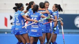 Indian Women Beat Japan 3-1 To Win FIH Series Finals