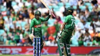 ICC World Cup 2019: Bangladesh Post Their Highest Ever ODI Total