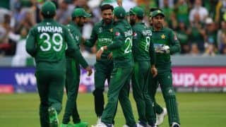 Pakistan Defeat South Africa To Knock Proteas Out Of ICC World Cup 2019