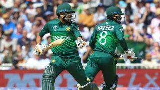 ICC Cricket World Cup 2019: Unpredictable Pakistan Bat Their Way To 348