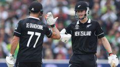 ICC World Cup 2019: न्यूजीलैंड ने पाकिस्तान को दिया 238 रनों का लक्ष्य