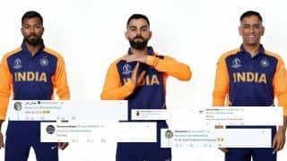 Fans Make Fun Of Virat Kohli, Hardik Pandya, MS Dhoni As Players Shared First Look In India's New Away Jersey | SEE POSTS